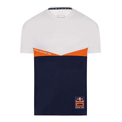 Red Bull KTM Fletch Camiseta, Hombres Medium - Original Merchandise
