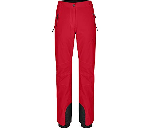 Bergson skibroek dames Ice Light (slim fit), Chinees rood [104], 40 - dames