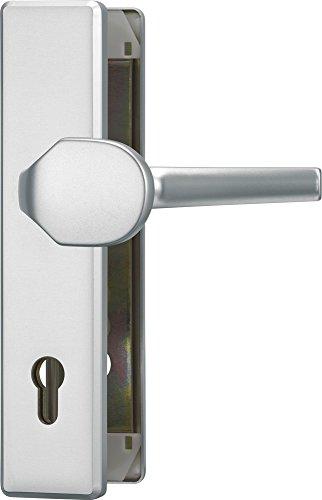 ABUS Tür-Schutzbeschlag HLT612 F1 aluminium 24791