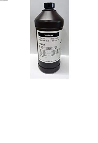 N-heptane High Purity 1000ml (32oz) Bestine Thinner