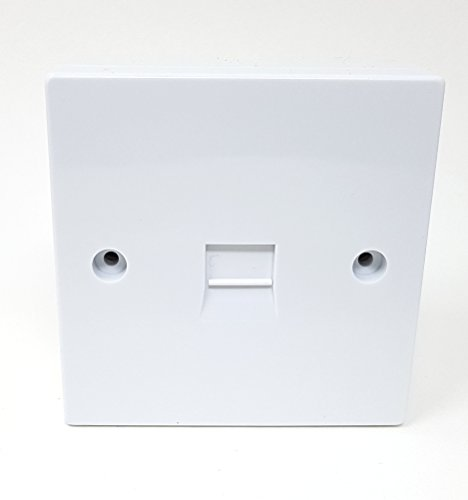 Maincore BT Plug 2/4A Master Primary Home & Office Telephone Socket Face Plate/Wall Faceplate