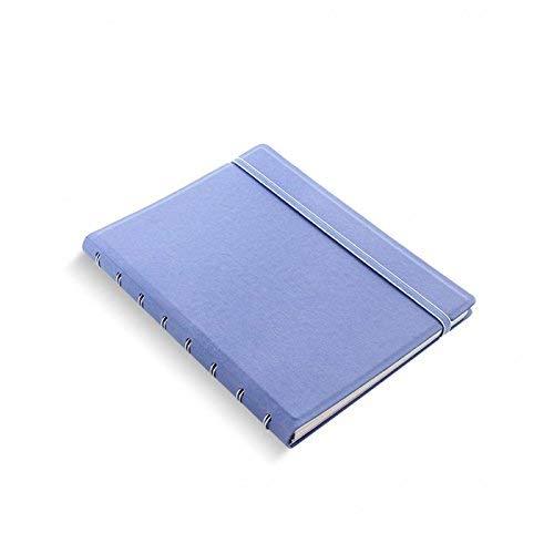Filofax 115051 Notebook Classic Vista, A5, blau