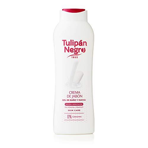 Tulipán Negro Gel De Baño Crema De Jabón 720 ml
