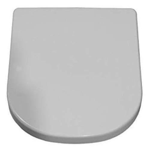 Keramag WC-Sitz RENOVA Nr. 1 PLAN Scharniere:ES mit Absenkautomatik weiß