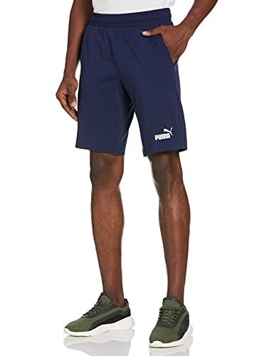 PUMA Essentials Herren Jersey-Shorts Peacoat XL