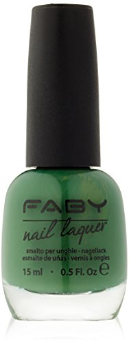 FABY Nagellack Mint Bubbles, 15 ml
