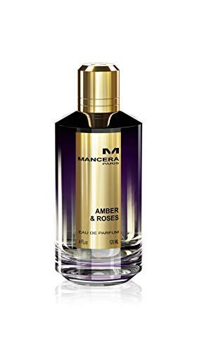 100% Authentic MANCERA Amber & Roses Eau de Perfume 120ml Made in France + 2 Mancera Samples + 30ml Skincare
