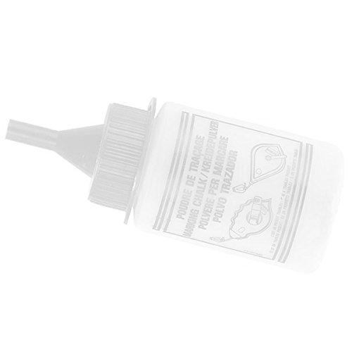 SAM Outillage 666-60 Poudre pour cordeau traceur Blanc
