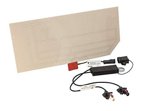 Antenne adhesive interne AM FM - DAB DAB+ Fakra M - ADNAuto