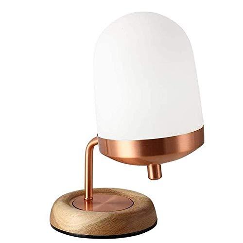 Liangsujiantd Flexo Led Escritorio, Simples Habitación lámpara de cabecera, la personalidad creativa decorativo LED lámpara de mesa, lámpara de mesa de Protección Estudio de ojos, conveniente for el h