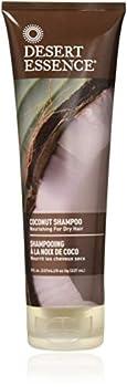 dessert essence coconut shampoo