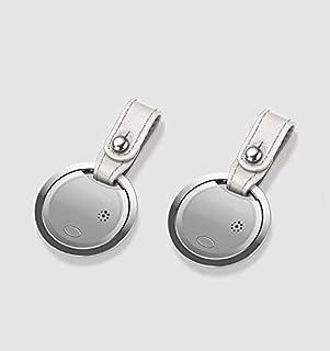 $59 » Sponsored Ad - Inchoi (2021) 2-Pack - High Performance Bluetooth Tracker, Keys Finder and Item Locator for Keys, Bags, Lug...