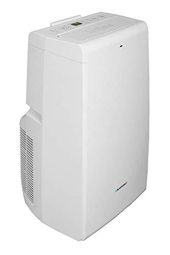 BLAUPUNKT Arrifana 12C mobile Klimaanlage Energieklasse A 3,51 kW (Kühlen) weiß lokales 3-in-1 Klimagerät Kühlen Entfeuchten Lüften Räume bis 34m2