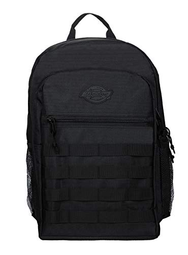 Dickies Unisex's Campbell Backpack, Black, One Size