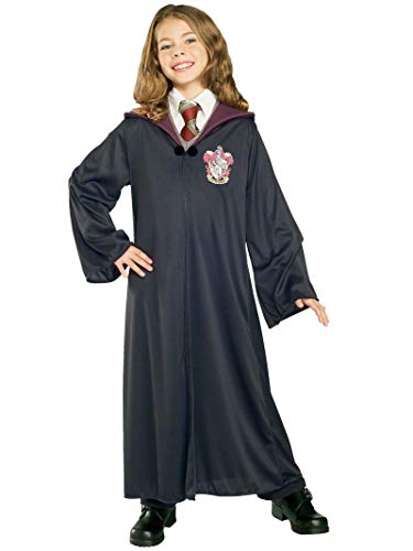 Rubies 884253 Harry Potter - Gryffindor toga per bambini, Taglia M (5-7 anni)
