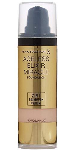 Max Factor Elixir 2in1 Plus Serum Nummer 30, Porzellan