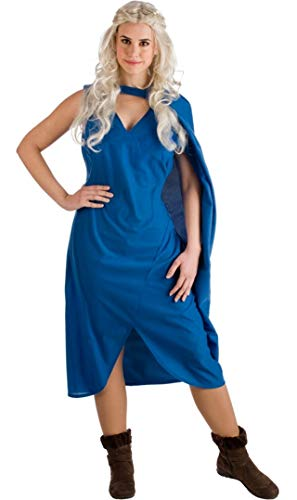 Disfraz de Daenerys Azul para Mujer M