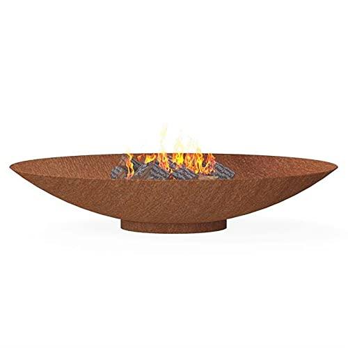 Feuerschale Forno BNS aus Cortenstahl | rund (Ø 60 cm)