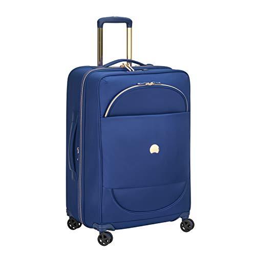 Delsey Paris Montrouge Bagage Cabine, 69 cm, 69,9 L, Bleu (Blau)