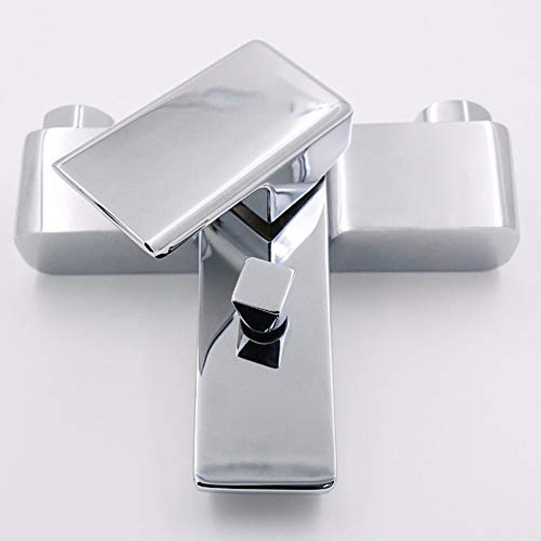 Pyty123-Faucet Wasserhahn DREI Funktionsumwandlung Thermostat Duschwand Typ Mischwasser Heien Und Kalten Wasserhahn