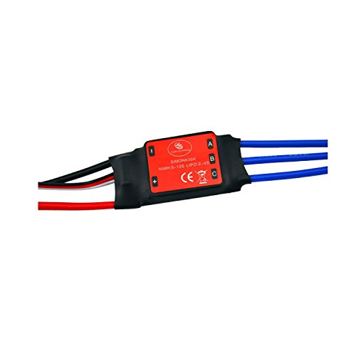 LHI SIMONK 30A ESC Electric Speed Controllers