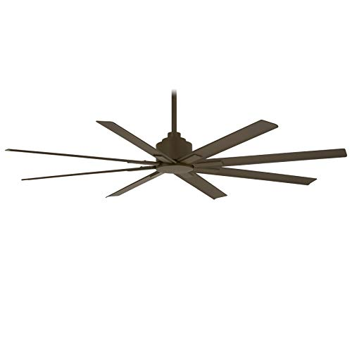 Minka Aire Xtreme H2O 65 in. Indoor/Outdoor Oil Rubbed Bronze Ceiling Fan with Remote Control