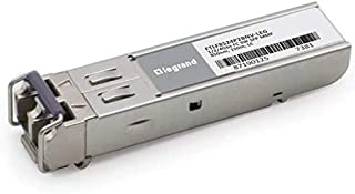 C2G Finisar 兼容 1/4/4GBS 光纤通道软件 MMF SFP (Mini-GBIC) 收发器,符合 TAA (FTLF8524P2BNV-LEG)