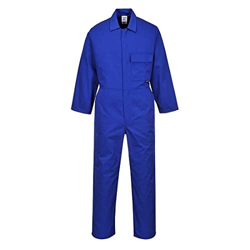 PORTWEST Combinaison de travail - Homme - M - Bleu Bugatti