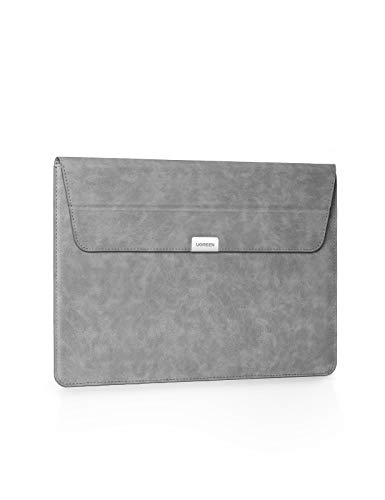 UGREEN Laptop Hülle Tasche 13 Zoll Laptoptasche Schutzhülle Notebook Hülle wasserdichte Hülle kompatibel mit MacBook Air MacBook Pro 13, LincPlus P1, Huawei Matebook X 13, Surface Book 2, 13-13.9 Zoll