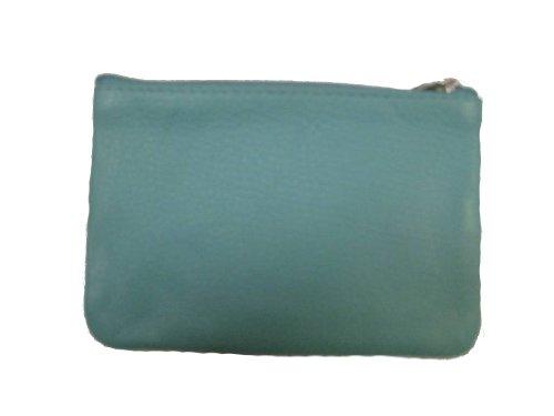 ILI Coin/Key CASE 6413 Turquoise