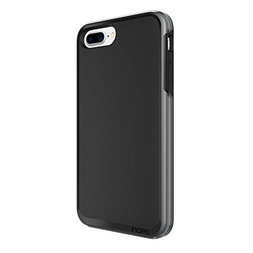 Incipio Perform Series Ultra - Funda para iPhone 7 Plus, Color Negro/Gris