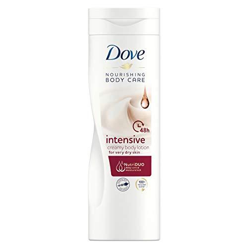 Dove - Loción corporal Deep Care Intensive, 400 ml