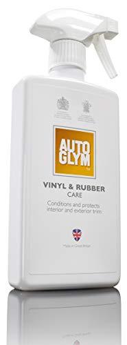 Autoglym Vinyl & Gummi - Auto-Oberflächenschutz für die Pflege der Innen- und Außenverkleidung -500ml