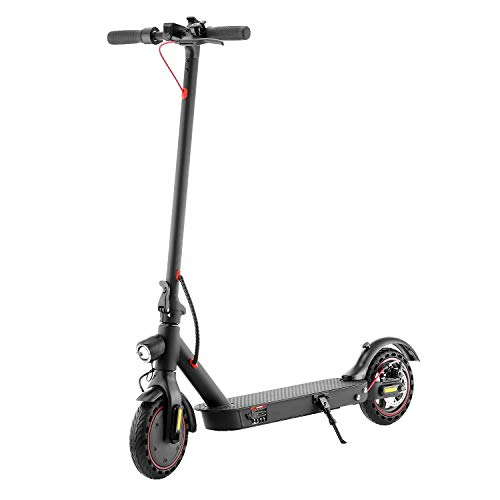 AOVO Pro Patinete Eléctrico para Adultos, E Scooter, 360W Motor, MAX Speed 30 km/h