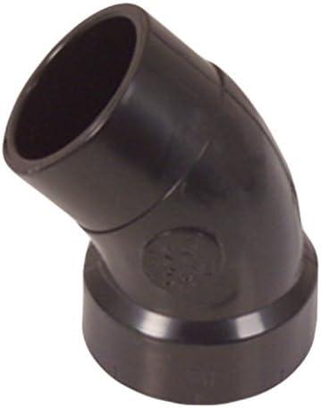 LaSalle Bristol 632403 3X45 ABS 45 Degree Elbow