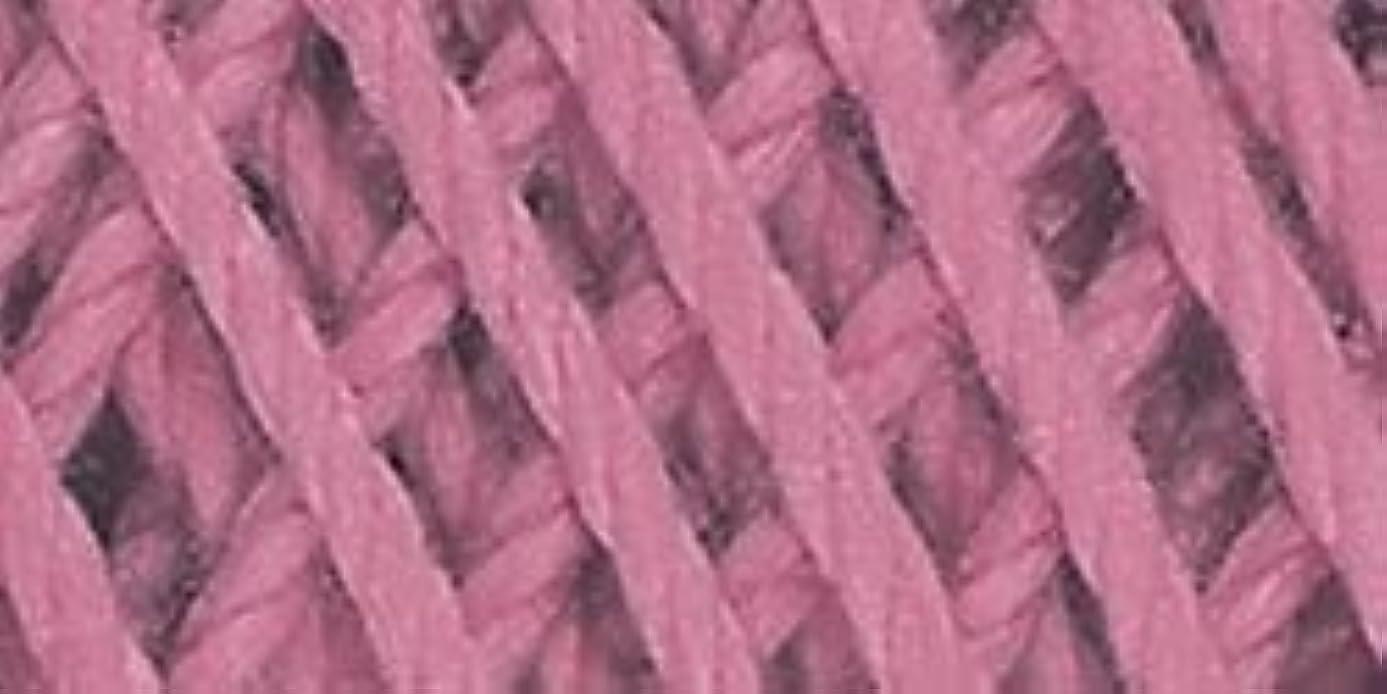 Aunt Lydia's Bulk Buy Fashion Crochet Cotton Crochet Thread Size 3 (3-Pack) Warm Rose 182-775