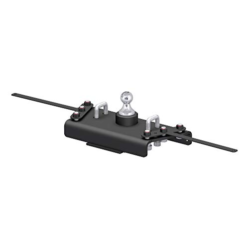 Fantastic Prices! CURT 60626 Original-Equipment-Style Gooseneck Hitch for Ram 3500, 30,000 lbs, 2-5/16-Inch Ball