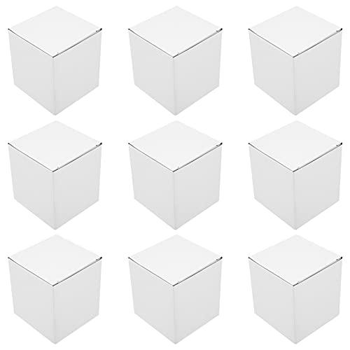 Yardwe Caja de Envío de Cartón de 10 Piezas Caja Corrugada para Correo Pequeña Caja de Regalo de Navidad para Envíos Pequeños ()