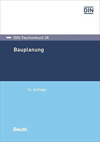 Bauplanung (DIN-Taschenbuch)