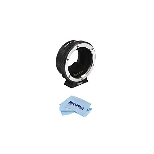 Metabones Canon EF/EF-S Lens to Sony E Mount T Smart Adapter - 5th...