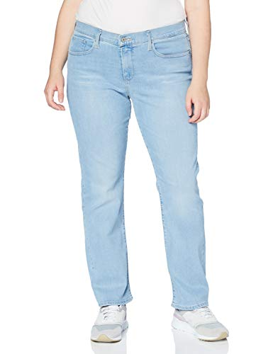 Levi's Plus Size 314 Pl Shaping Straight Jeans, Rio No Chill Plus, 22 L para Mujer