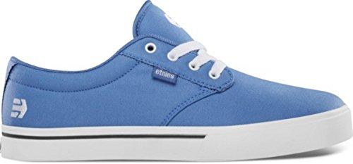Etnies Skateboard Schuhe Jameson 2 Eco Blue/White/Gum Shoes, Schuhgrösse:43