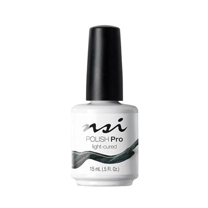 カフェうっかり固執NSI Polish Pro Gel Polish - Black Tie Only - 0.5oz / 15ml