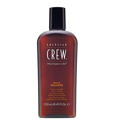 American Crew Daily Shampoo 250 ml (8.45 oz.) by American Crew (English Manual) by AMERICAN CREW