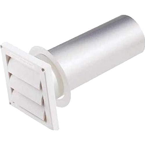 Deflecto SVHAW3 3' Dryer Louver Bath Fan Vent