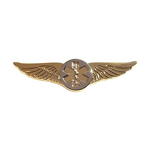 Flight Wings Star of Life Paramedic EMT Pilot...
