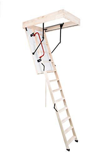 Escalera de suelo PS Oman Thermo 130 x 70 cm