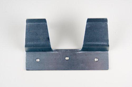Menz Aufhängeblech für Tränkeeimer, 5 Stück, verzinktes Stahlblech - Kostenlose Lieferung