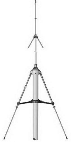 Sirio Starduster M-400 Lambda 1/4 Wellen CB-Stationsantennen für 26,5 - 30 MHz