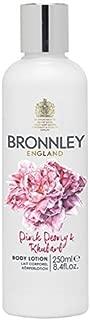 Bronnley Pink Peony and Rhubarb Body Lotion 250 ml by Bronnley